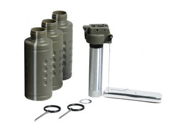 Hakkotsu Thunder B Shock Grenades Beginner Pack (3 Pack) TB-05