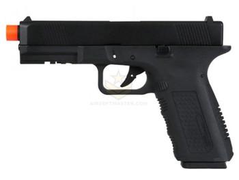 Echo1 Timberwolf GBB Pistol Gen2 Black