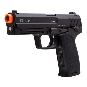 H&K USP Gas Blowback Pistol by KWA