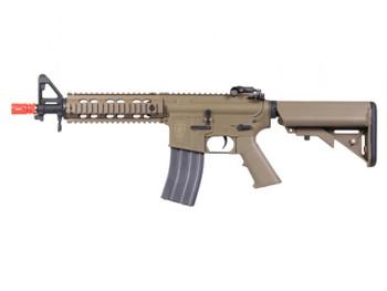 Elite Force M4 CQB Carbine Airsoft Gun - Sportline Tan