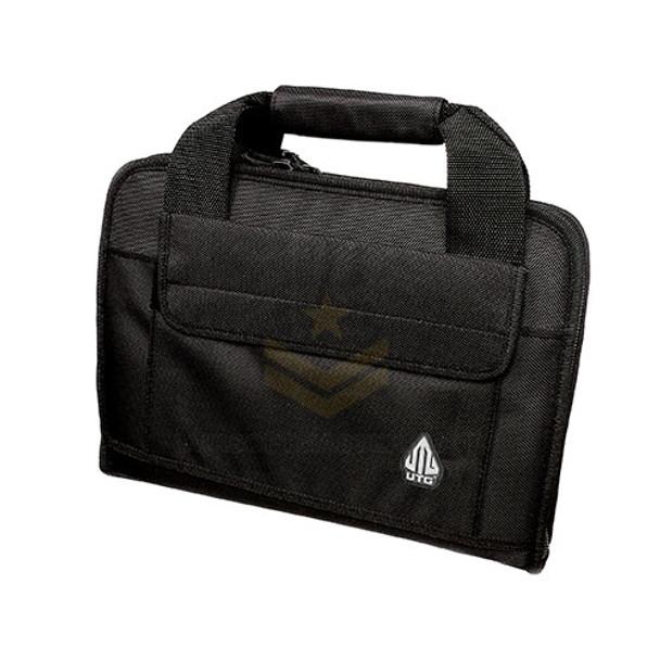 UTG Deluxe Pistol Case Black