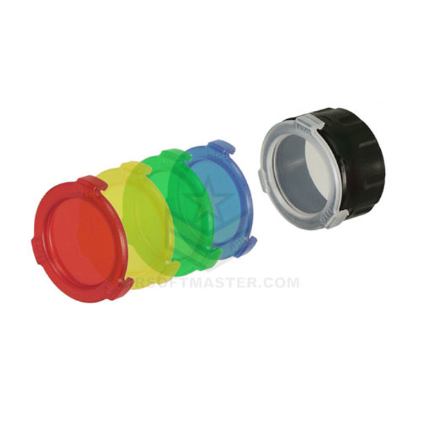 UTG 34mm Two-Piece Lense Cover
