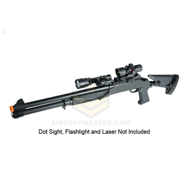 UTG Tri Shot Tactical M4/90L Combat Shotgun