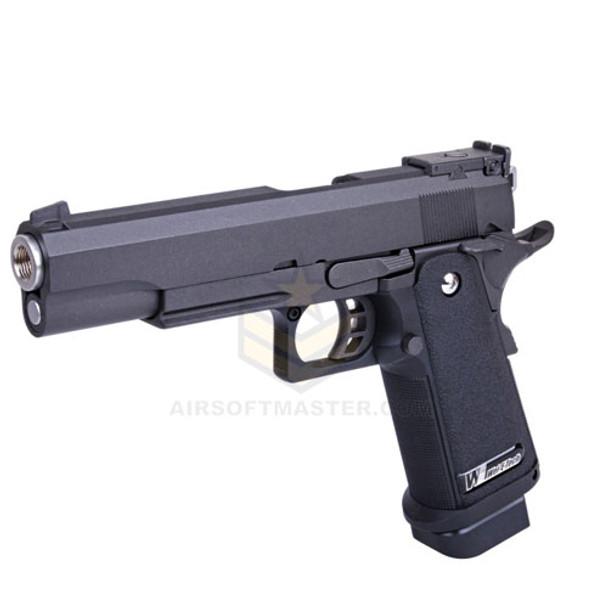 WE Tech HI-CAPA 5.1 Government GBB Pistol