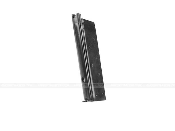 WE Tech MEU M1911 Green Gas Magazine Single Stack 16RD