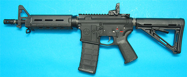 """Magpul PTS MOE Carbine 11.5"""" Airsoft Gun - Black"""