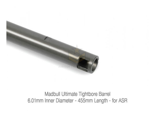 Madbull 6.01 455mm Ultimate Tight Bore Barrel For Echo 1 ASR