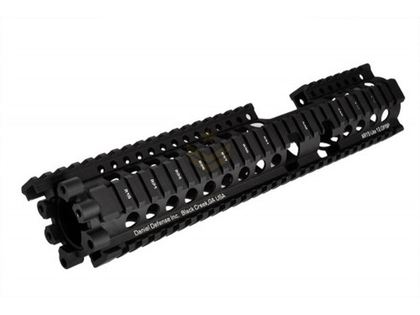 "Madbull Daniel Defense 12"" FSP Lite Rail Black"
