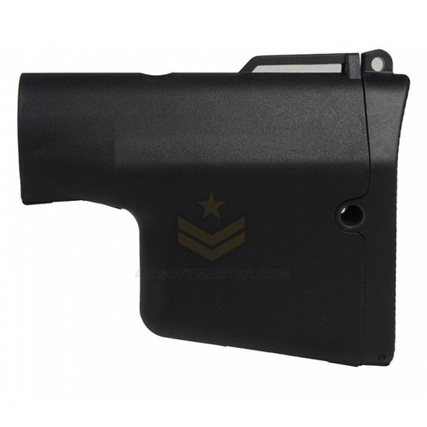 Madbull Troy Battle Ax Stock - Black