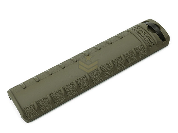 G&G Handguard Pannel Set of 4 - OD Green