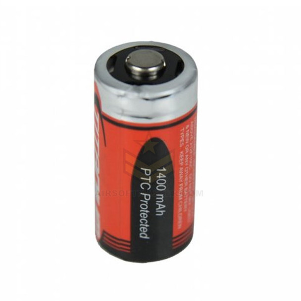 CR123 3V Lithium Battery for Flashlight