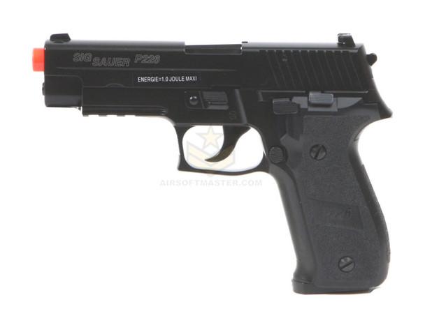 Sig Sauer P226 GBB Pistol By KJW