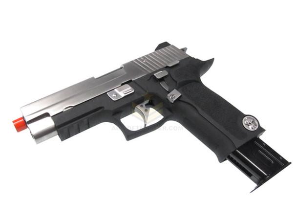 WE Tech P-Virus Limited Edition GBB Pistol