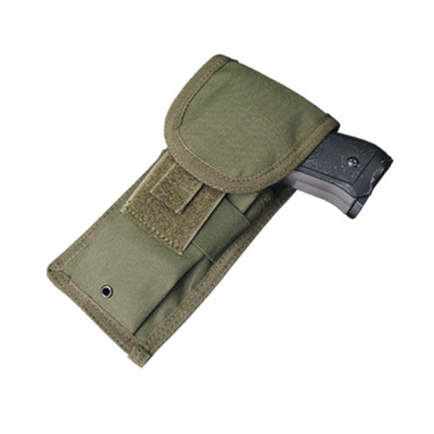 Condor MA10 MOLLE Pistol Pouch/Holster in OD