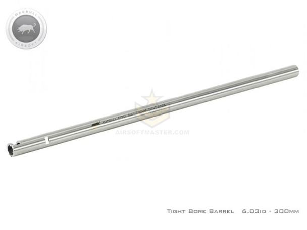 Madbull 6.03 Stainless Steel Tight Bore 300MM