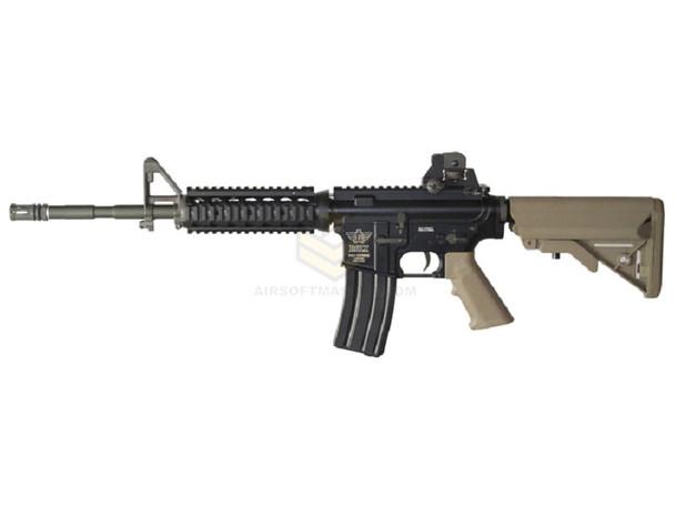 BOLT B4 SOPMOD B.R.S.S. AEG Rifle Airsoft Gun (Tan Version)