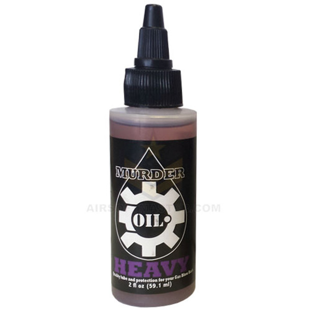 Murder Oil Heavy / Purple for GBB Airsoft Guns 2oz