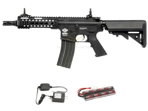 G&G CM16 300BOT M4 Airsoft Rifle Combo