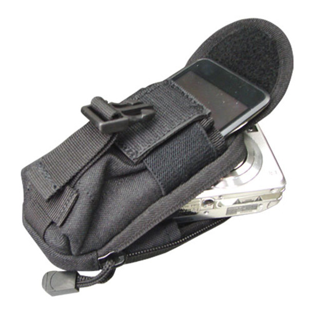 Condor MA45 iPouch Utility Pouch in Black Opened
