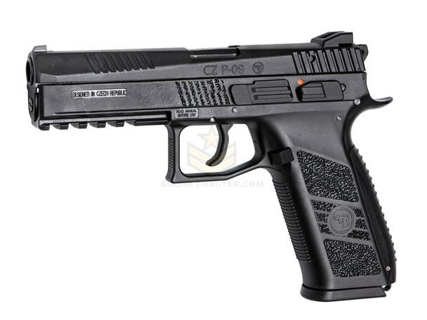 ASG CZ P-09 Duty GBB Pistol Black