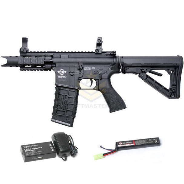 G&G FireHawk HC05 High Speed Black Combo