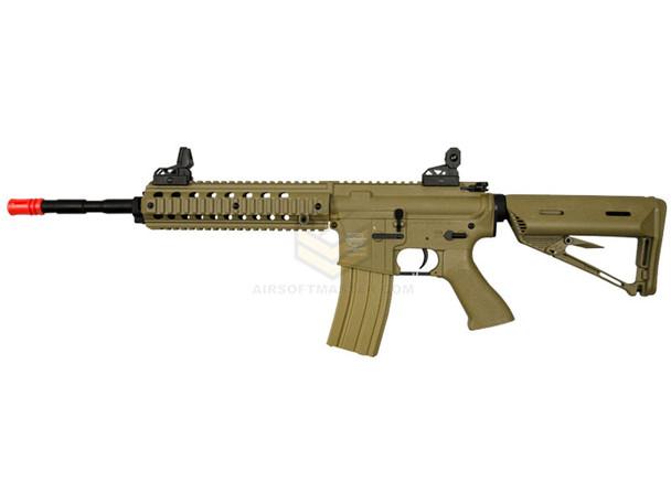 Valken Battle Machine Mod-L RIS Airsoft Gun Tan Tan
