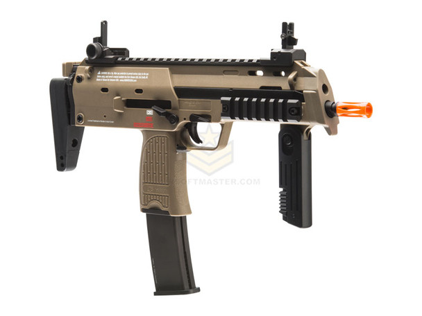 KWA MP7 GBB Sub Machine Gun Tan