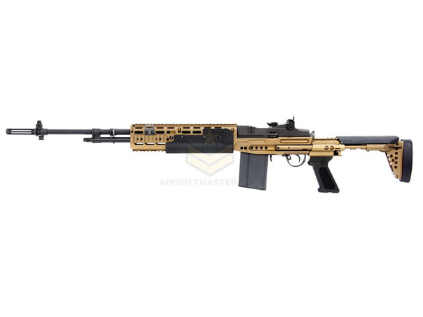 G&G GR14 EBR L Bronze Full Metal AEG