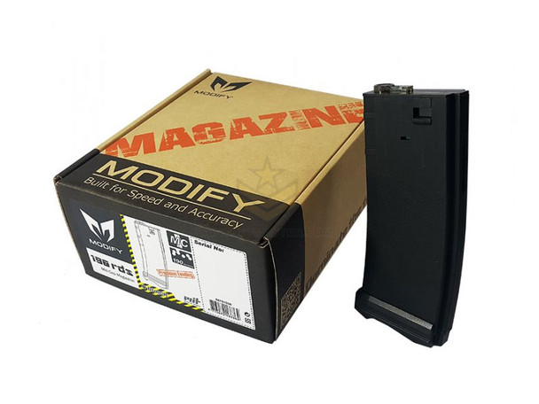 Modify XTC M4 Mid-Cap Magazine 190 Rounds Black 5-Pack