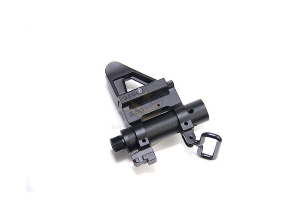 G&G Removable Front Sight Kit Short for CM16 Combat Machine Raider Series