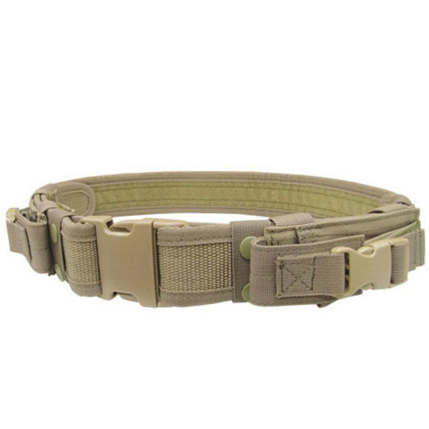 Condor Tactical Belt in Tan
