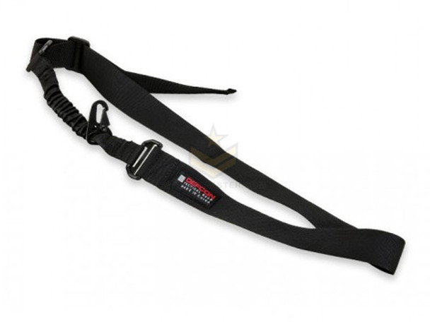 Defcon Tactical Single Point Sling Black