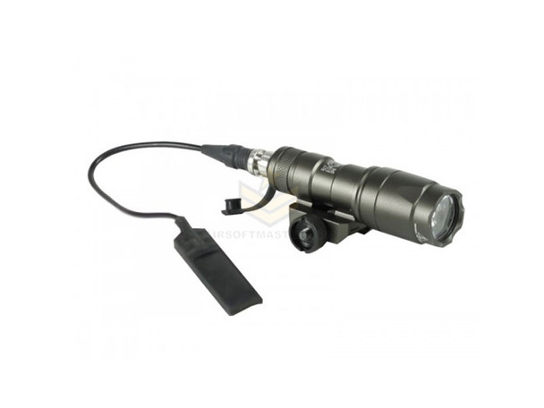 Bravo Mini Tactical Light Gray