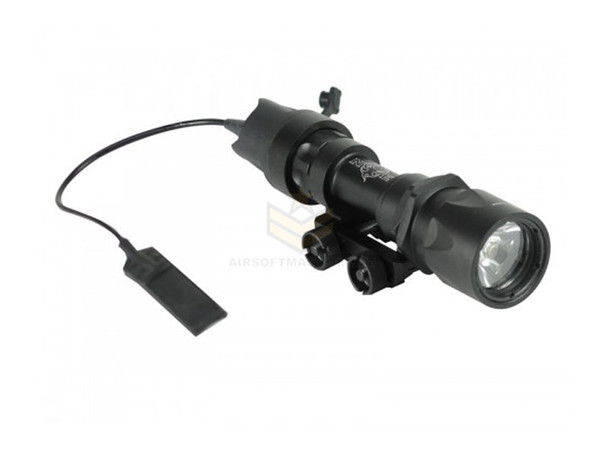 Bravo Super Tactical Light Black