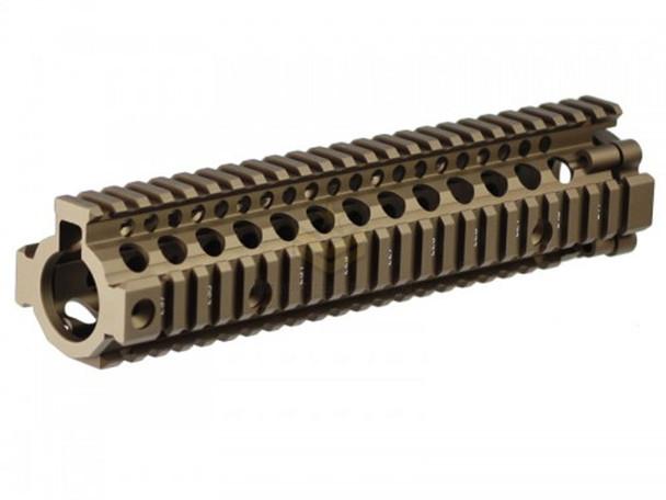 "Madbull 9.5"" Daniel Defense MK18 RIS II Rail Tan"