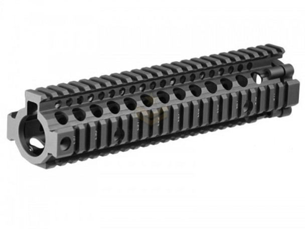 """Madbull 9.5"""" Daniel Defense MK18 RIS II Rail Black"""