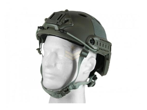 Bravo PJ Helmet V2 Gray