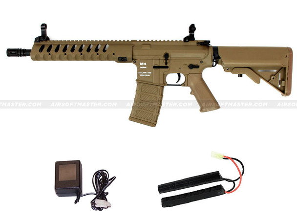 Classic Army M4 Delta-10 Skirmish AEG Tan