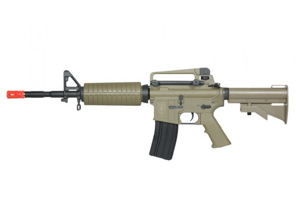 Elite Force M4A1 Carbine Airsoft Gun Sportline - Tan