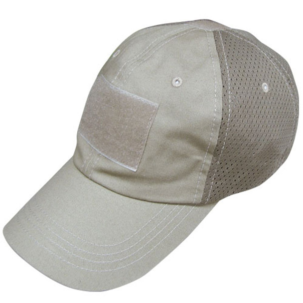 Condor Tactical Mesh Cap in Tan