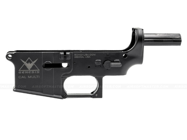Echo1 Genesis Lower Receiver Polymer Black