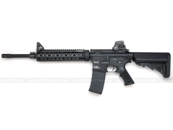 KWA KM4 SR10 Full Metal Airsoft Gun Black
