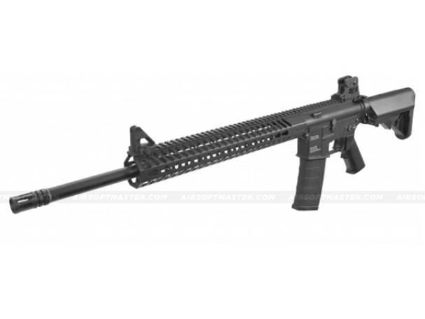 KWA KM4 KR14 Keymod Full Metal Airsoft Gun Black