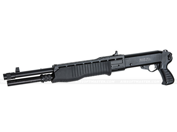 ASG Franchi SPAS-12 Tri-Shot Shotgun Black