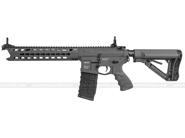 G&G GC16 Predator Full Metal Airsoft Gun Battleship Gray
