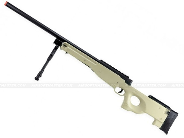 Bravo MK98 Sniper Rifle Tan