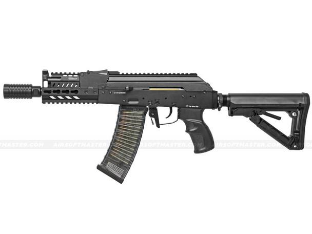 G&G RK74 CQB ETU Full Metal Keymod Airsoft Gun Black