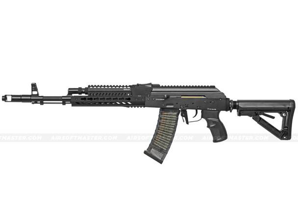G&G RK74 T ETU Full Metal Keymod Airsoft Gun Black