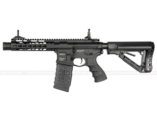 "G&G GC16 Wild Hog 7"" Full Metal AEG Black"