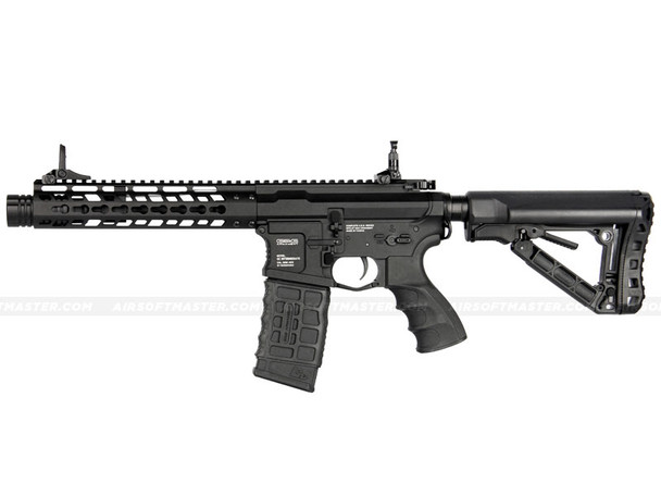 "G&G GC16 Wild Hog 9"" Full Metal AEG Black"